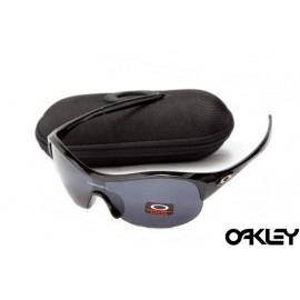 Oakley m frame sunglasses in polished black and black for sale