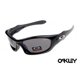 Oakley monster dog polished black and black iridium