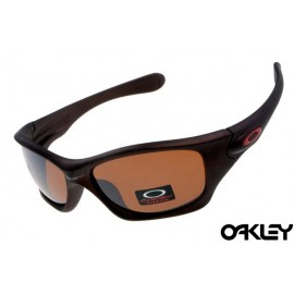 Oakley pit bull sunglasses in chocolate sin and VR28