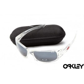 Oakley xs fives clear and black iridium