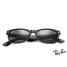 Ray Ban RB2132 New Wayfarer Classic Black