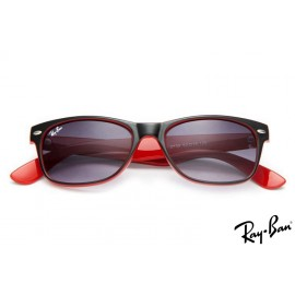 RayBans RB2132 New Wayfarer Classic Black Sunglasses