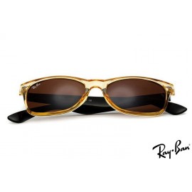 Ray Ban RB2132 New Wayfarer Classic Gold
