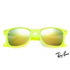 Ray Ban RB2132 New Wayfarer Sunglasses Classic Green