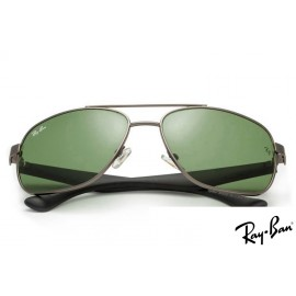Ray Ban RB2483 Silver Sunglasses