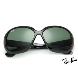 Ray Ban RB4098 Jackie Ohh II Black Sunglasses