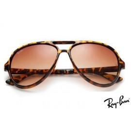 Ray Ban RB4125 Cats 5000 Tortoise Sunglasses