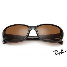 Ray Ban RB4161 Highstreet Tortoise Sunglasses