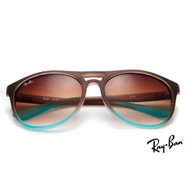 RayBans RB4170 Cats 5000 Brown Sunglasses