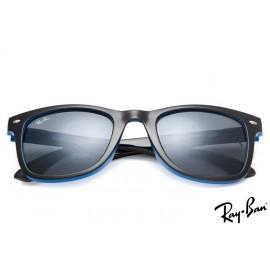 Ray Ban RB7188 Sunglasses Wayfarer Black for sale