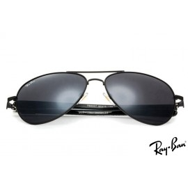 Ray Ban RB8307 Tech Carbon Fibre Black Sunglasses