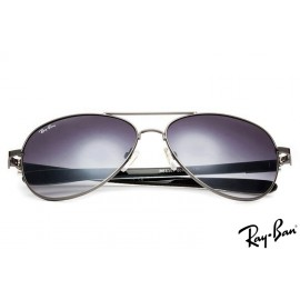 Ray Ban RB8307 Tech Carbon Fibre Silver Sunglasses
