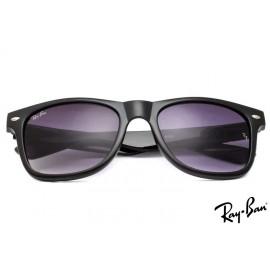Ray Ban RB8381 Wayfarer Black Sunglasses