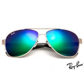 Ray Ban RB8812 Aviator Sunglasses Gold sale