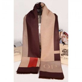 Burberry cashmere op scarf