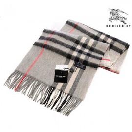 Burberry merino wool cashmere wrap gray online