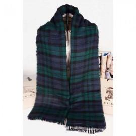 Burberry cotton cashmere british style scarf