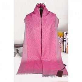 Calvin Klein silk scarf pink