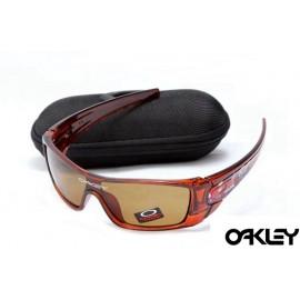 oakley batwolf sunglasses in camo and persimmon