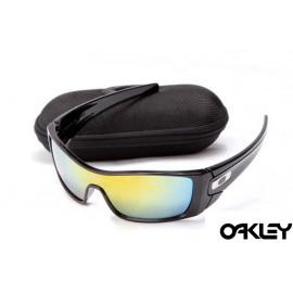 oakley batwolf sunglasses in polished black and fire iridium sale