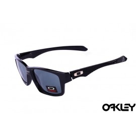 Oakley jupiter carbon sunglasses in polished black and black iridium