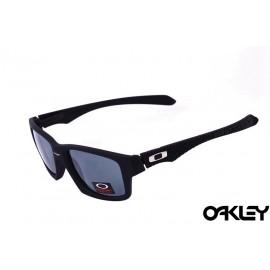 Oakley jupiter carbon sunglasses in matte black and black iridium
