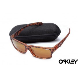 Oakley jupiter squared sunglasses in camo coffe and VR28