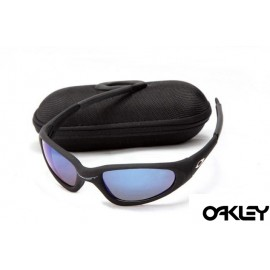 Oakley minute matte black and ice iridium