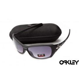 Oakley necessity matte black and mauve ridium