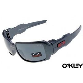 Oakley oil drum sunglasses in orion blue and orion blue