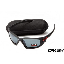 Oakley scalpel sunglasses in matte black and grey for sale