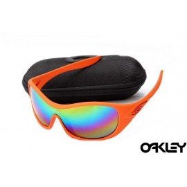 Oakley speechless orange and colorful