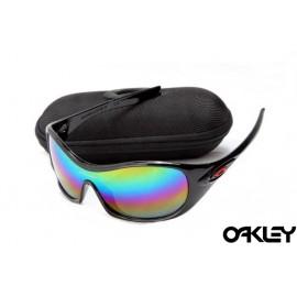 Oakley speechless polished black and coloful iridium