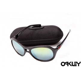 Oakley vacancy polished black and ice iridium