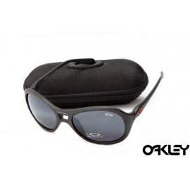 Oakley vacancy matte black and black iridium