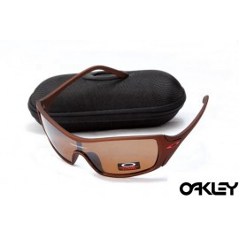 Oakley dart matte earth brown and VR28 iridium