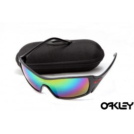 Oakley dart matte black and colorful iridium