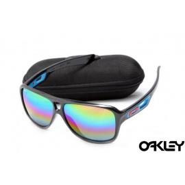 Oakley dispatch II sunglasses in polished black and camo iridium