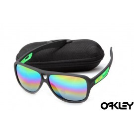 Oakley dispatch II sunglasses in matte black and camo iridium