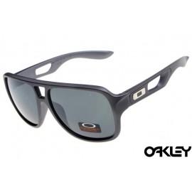 Oakley dispatch II sunglasses in matte grey and grey iridium