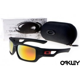 Oakley eyepatch 2 matte black and ruby ridium