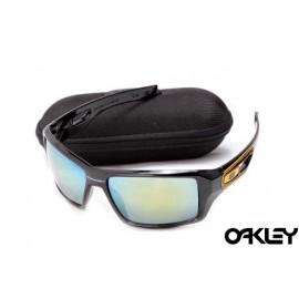 Oakley eyepatch 2 polished black and ice iridium sale