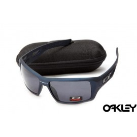 Oakley eyepatch 2 matte blue and black iridium