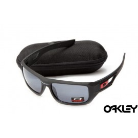 Oakley eyepatch 2 matte black and grey iridium