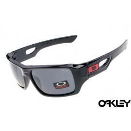 Oakley eyepatch 2 polished black and clear black iridium