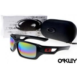 Oakley eyepatch 2 polished black and colorful iridium sale