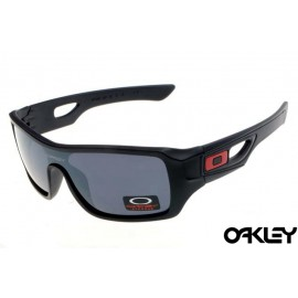 Oakley eyepatch 2 matte black and clear