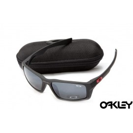 Oakley eyepatch matte black and black iridium