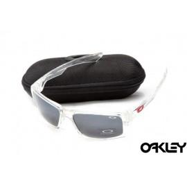 Oakley eyepatch clear and black iridium