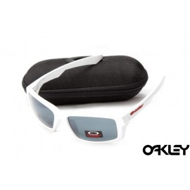 Oakley eyepatch white and orion blue